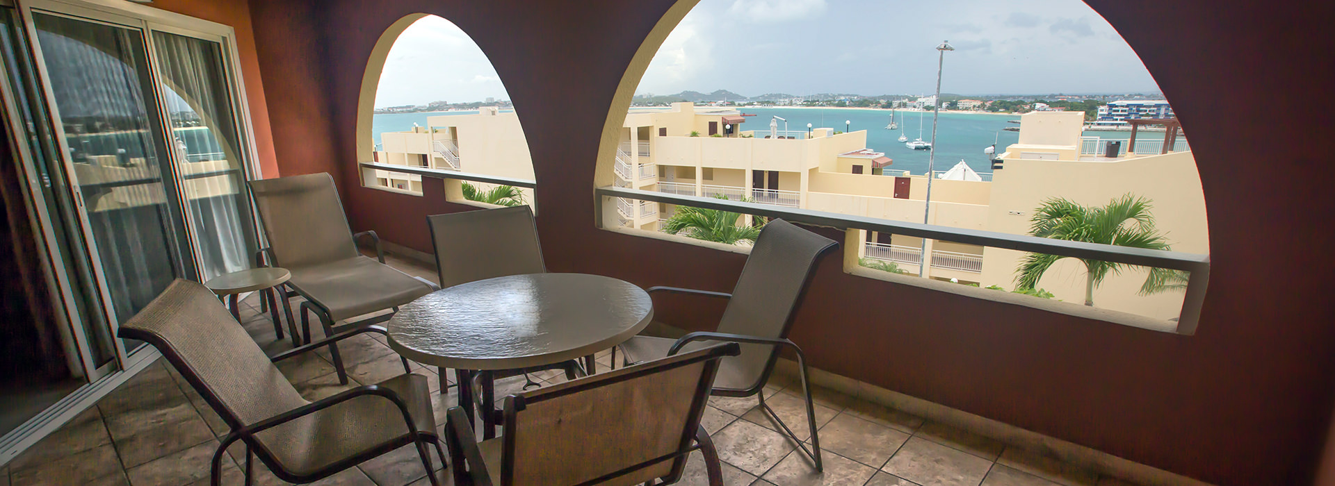 villa with kitchen in Cancun resort