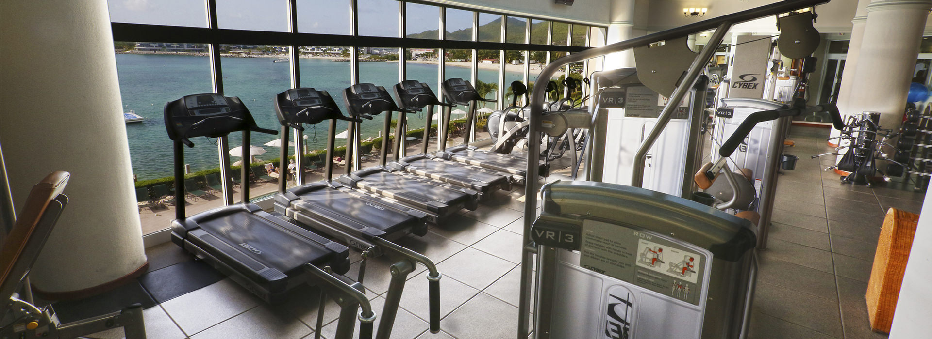 st maarten gym