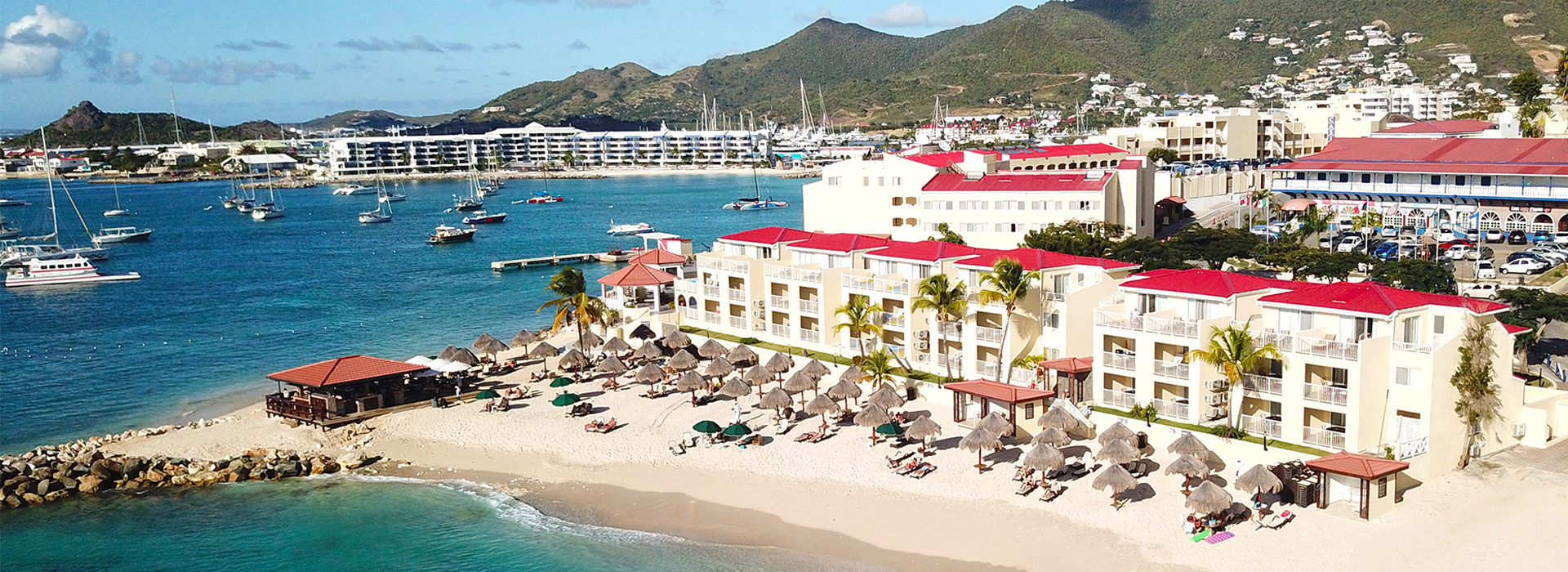 restaurants in sint maarten