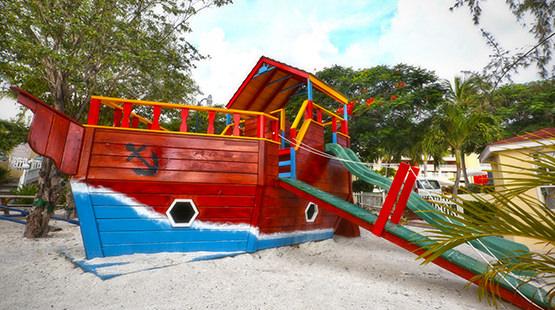 hotel en simpson bay para niños