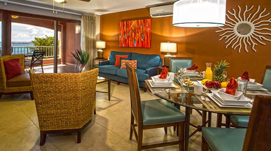 family villa in cancun resort