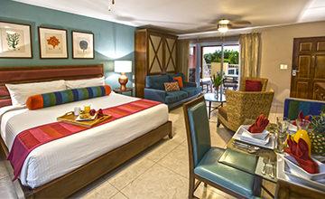 caribbean island accommodation