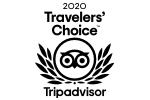 Tripadvisor Travelers Choice Award 2020